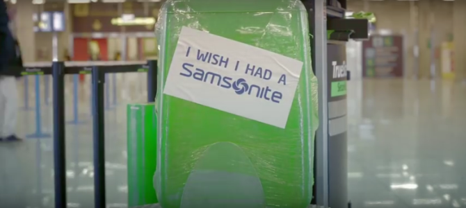 Nowy sposób Samsonite na wykorzystanie Twojej walizki