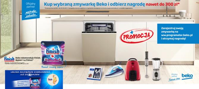 Kampania ikonkurs ze zmywarkami Beko