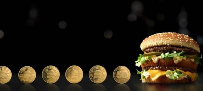 Globalna waluta od McDonald's